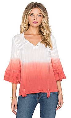 Tularosa Huxley Top Watermelon Ombre