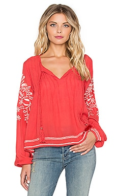 Tularosa Rose Top in Watermelon