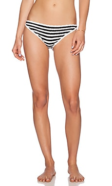 Tularosa Surrender Me Bottom in Black & Ivory