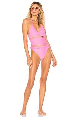 Купить Слитный купальник ember - Tularosa, Слитные купальники, Китай, Розовый