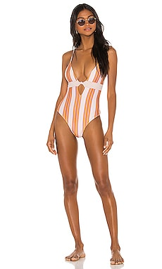 MAILLOT DE BAIN 1 PIÈCE KNOTTED Tularosa $55