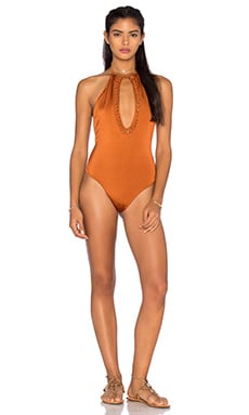 Tularosa Clemence One Piece in Rust