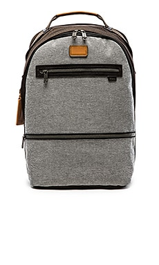 Tumi Alpha Bravo Cannon Backpack in Grey Heather
