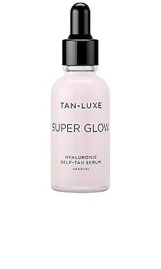 Super Glow Hyaluronic Self-Tan Serum Tan Luxe $49