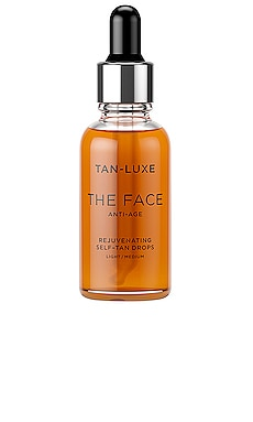 The Face Anti-Age Rejuvenating Self-Tan Drops Tan Luxe $55