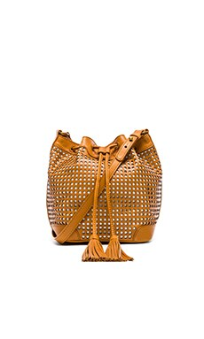 Twelfth Street By Cynthia Vincent Addison Bucket Bag in Buff