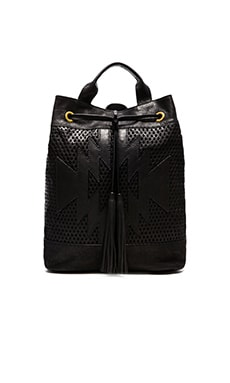 Twelfth Street By Cynthia Vincent Cass Bucket Bag in Black