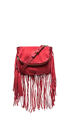 Twelfth Street By Cynthia Vincent Autum 3 Crossbody in Red