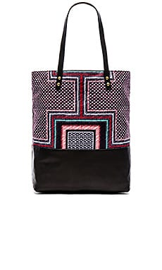 Twelfth Street By Cynthia Vincent Dillan Tote in Multi