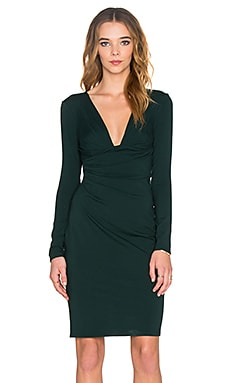 twenty Bodycon Dress in Jewel