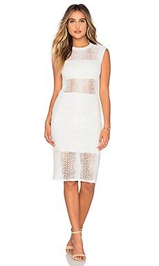 Boa Crochet Dress
