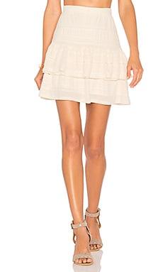 Festival Jacquard Skirt