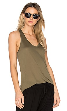 The Perfect Racerback Tank in Army