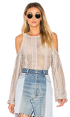 Crafted Mesh Top