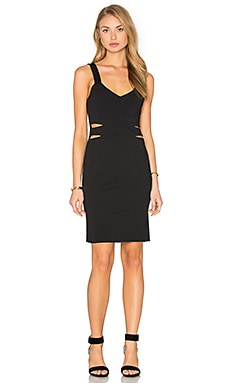 Waist Cut Out Dress