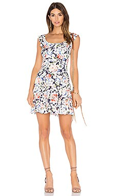 Two Arrows Kate Dress in Tuscan Print