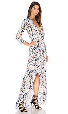 Two Arrows Montana Dress in Tuscan Print