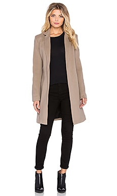 ThePerfext Soho Coat in Taupe