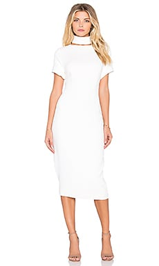 TY-LR The Reniard Dress in White
