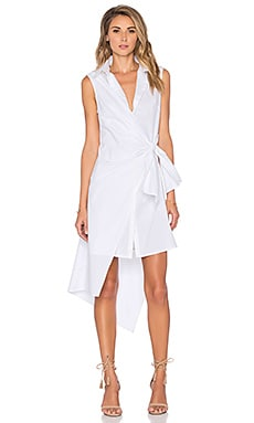 The Rapid Dress in White