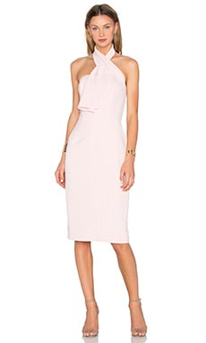 The Cali Dress in Blush Pink