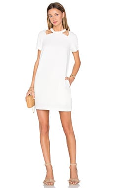 TY-LR The Oslo Dress in White