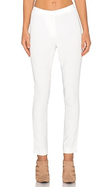 TY-LR The Situation Cigarette Pant in White