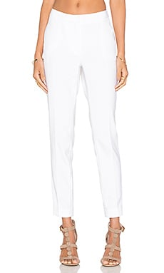TY-LR The Elonis Trouser in White