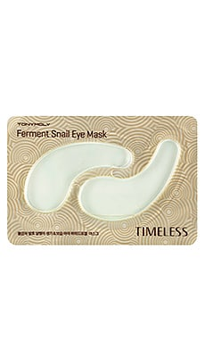 Timeless Ferment Snail Eye Mask 5 Pack Tonymoly $20