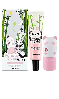 Pink Panda's Dream Double Moisture Duo TONYMOLY $24