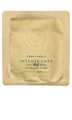 Gold 24K Snail Gel Sheet Mask Tonymoly $10