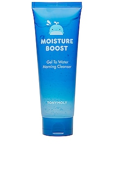 Moisture Boost Gel to Water Morning Cleanser TONYMOLY $14