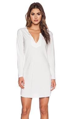Tysa Montauk Tunic in White