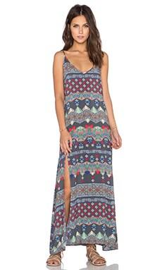 Tysa Wanderer Dress in Tangier