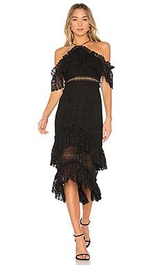 Кружевное платье valentina - AMUR