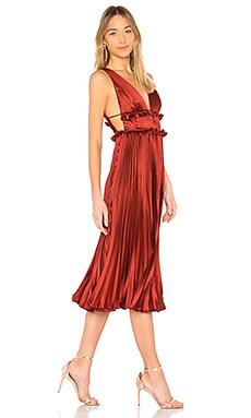 Платье миди vera - AMUR