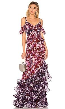 Вечернее платье moira - AMUR
