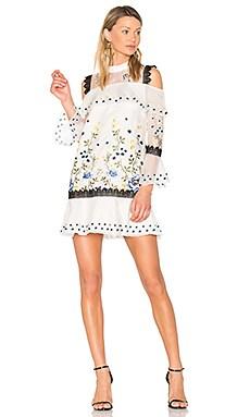 Allison Dress in White