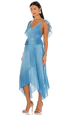 Liliana Dress AMUR $578 NEW