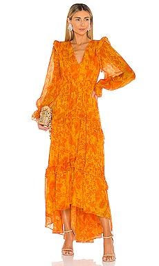 Allegra Gown AMUR $698 Sustainable