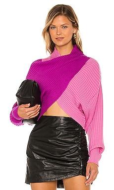 Twisted Neck Sweater AMUR $328