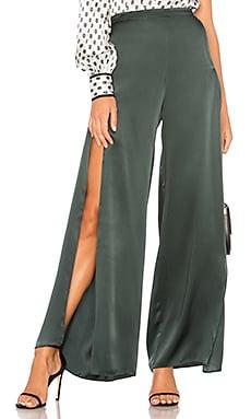 Широкие брюки ines - AMUR