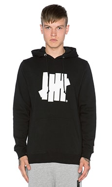 Undefeated Five Strike SU15 Hoody in Black