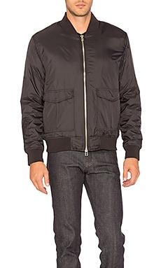 Nylon Stratus Jacket
