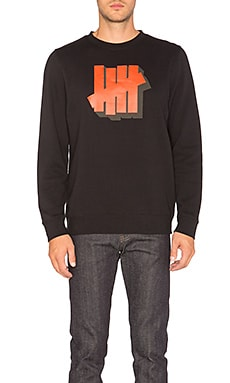 Shadowed Strike Pullover