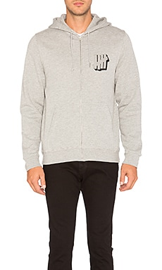 Shadowed Strike Zip Hoody