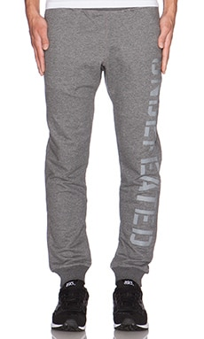 Undefeated Tech Sweatpant in Dark Grey