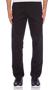 Undefeated Conflict Pant in Black