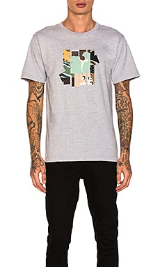 Patchwork Strike Tee