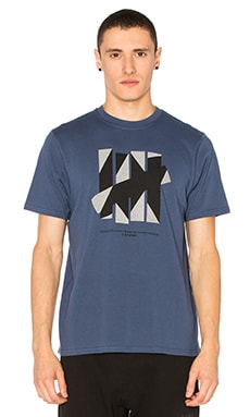 Undefeated 5 Strike UACTP Tee in Blue